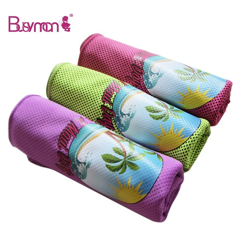 Wholesale Sport Ice Cool Towel With Logo