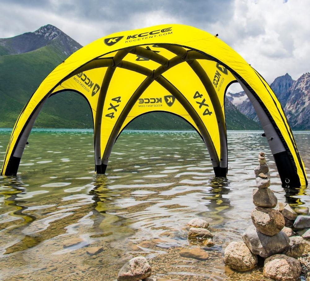 Smart outdoor event tent Waterproof Easy Pop Up Inflatable Tent