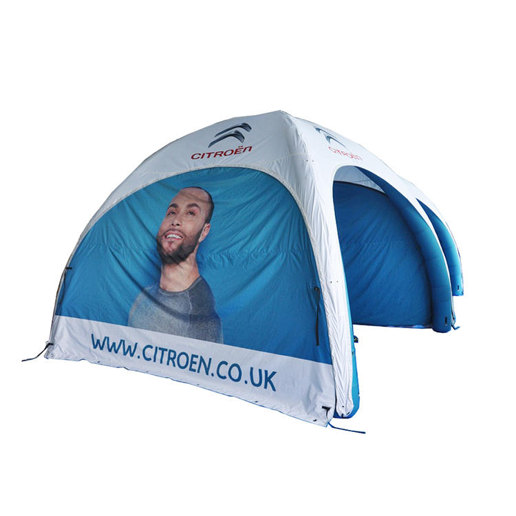 Sealed Inflatable Custom Advertising tent