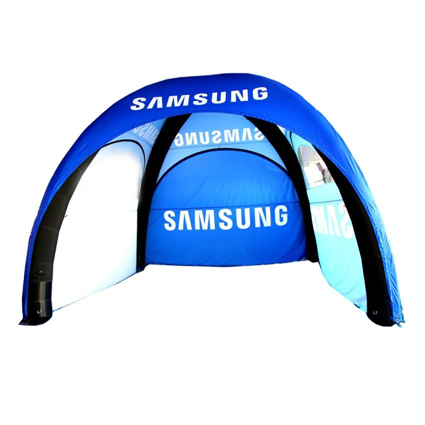 Hot sale camping Inflatable Canopy with Removable Doors Tent