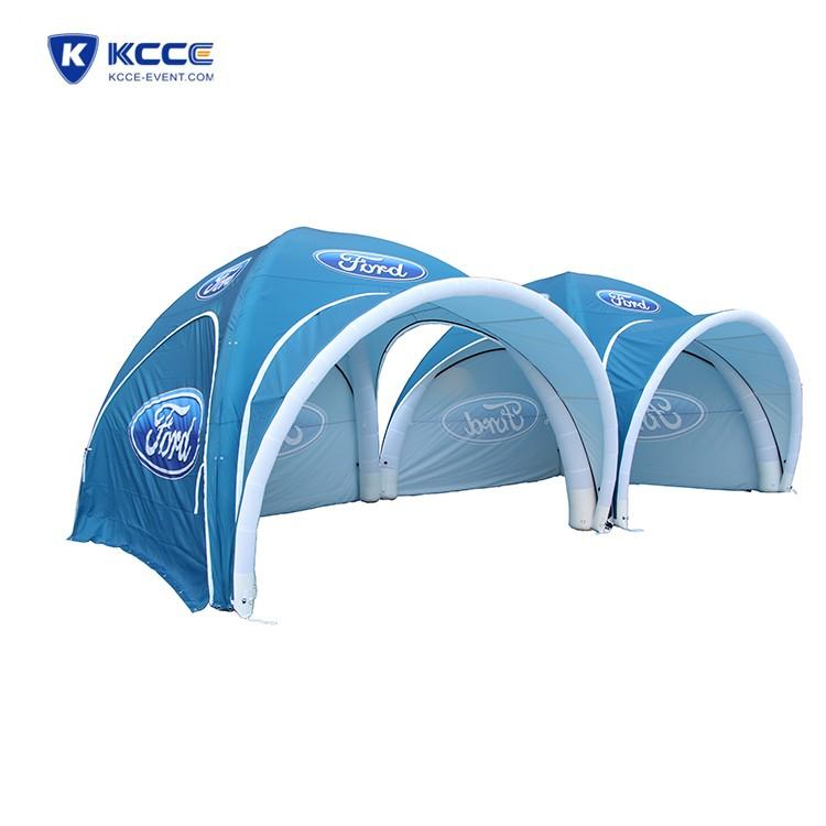 High quality auto roof top tent Outdoor Camping Inflatable Air Tent for Event tent