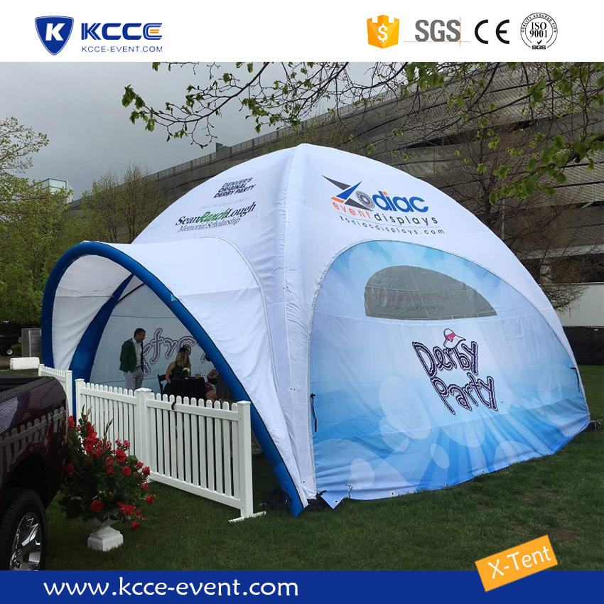 Outdoor advertising promotional inflatable factory directly sales event tents