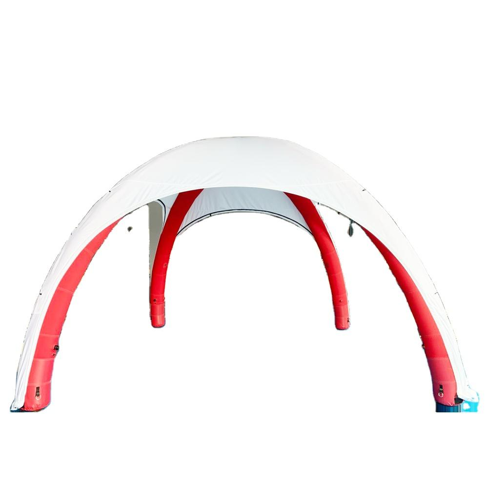 Eye catching inflatable event tent for advertising