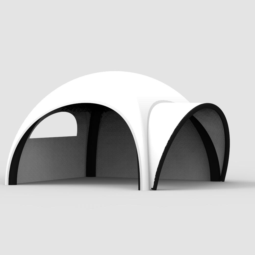 Eventzelt im Freien China factory High quality TPU double layer igloo advertising air sealed marquee tent/ outdoor event tent//