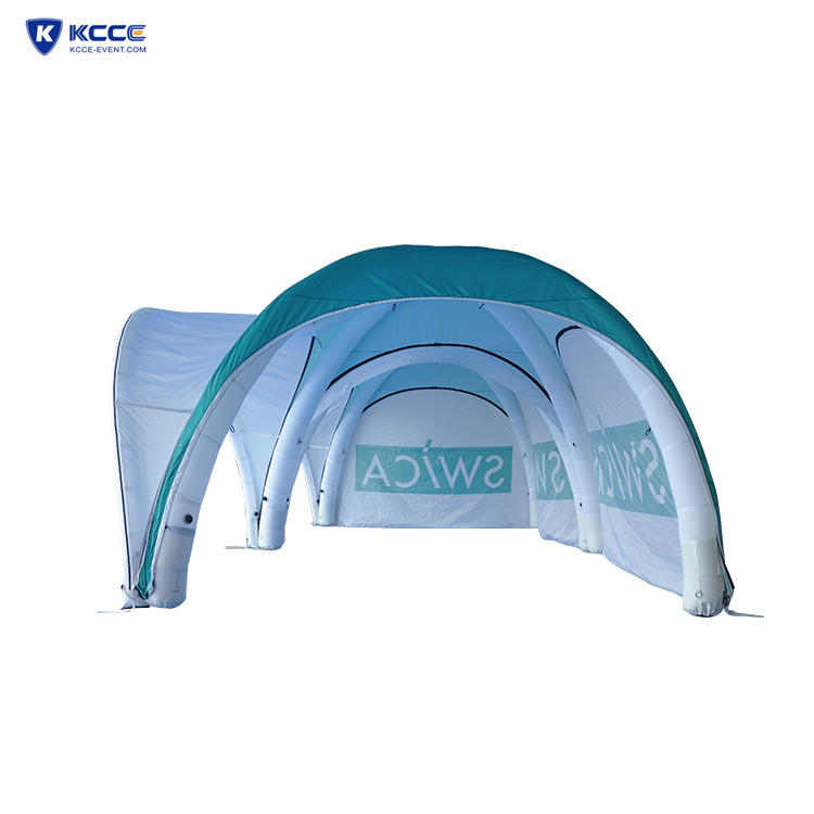 large customized event air tight tent, inflatable party tent