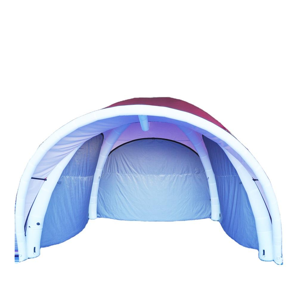 Brand New China manufactureTPU advertising inflatable outdoor grow tent