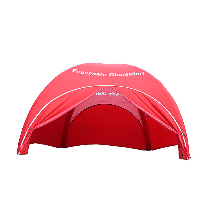 5 x 5 Red camping tent, whole sale cheap outdoor canoy tent