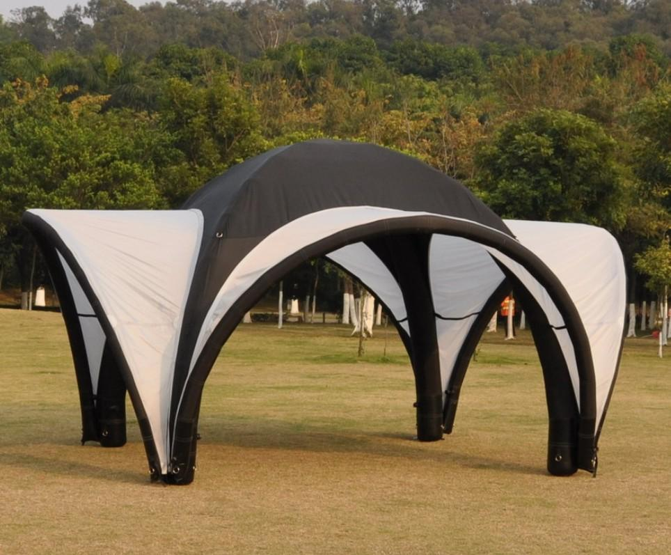 ADT605 4 Season Hot Sale Star Retractable Pop up Aluminium Foldable Igloo Tent