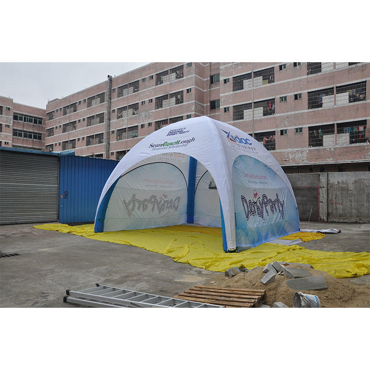 Customized advertising inflatable event tent giant party tent waterproof