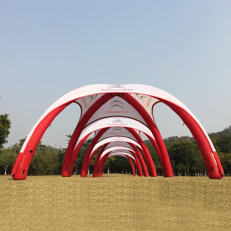 Branded Inflatable promotion tent for cars