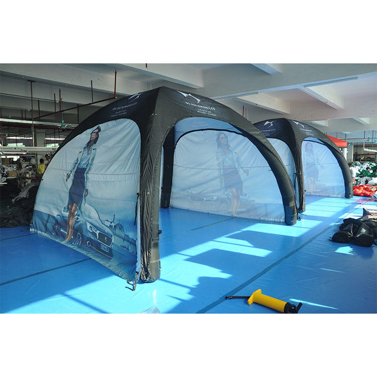 High quality cheap inflatable Advertising Tent