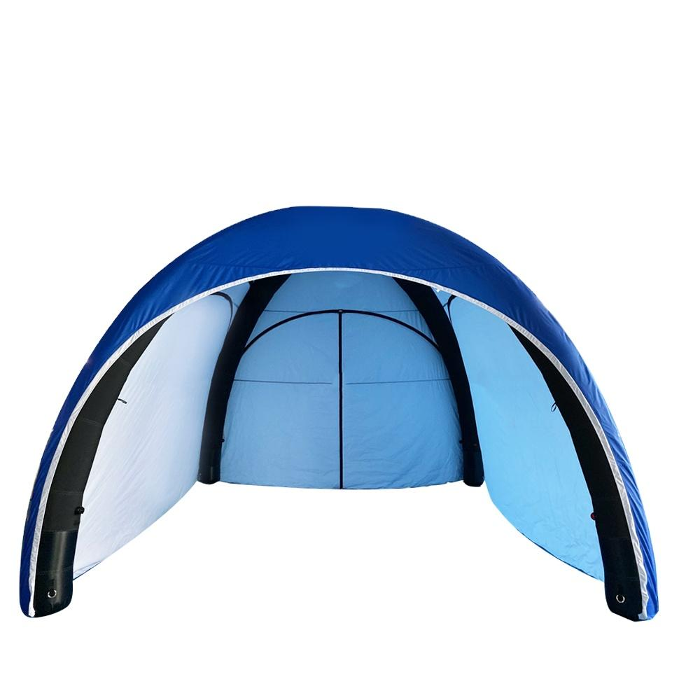 Large event tent for outside activity