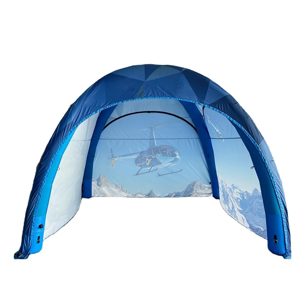 Instant Setup Small Inflatable tentfor Outdoor Advertising and Promotion