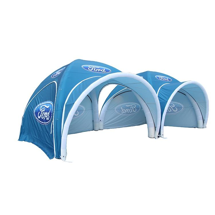 Outdoor advertising inflatables, inflatable spider display tent