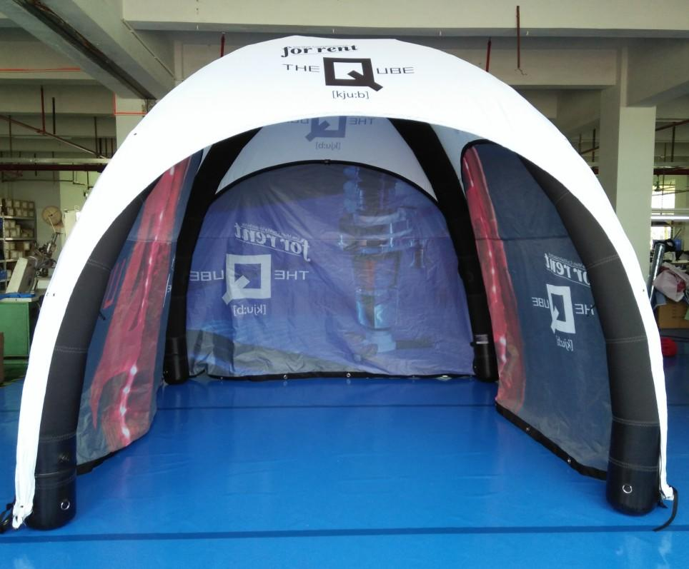 KCCE 5x5m trade show event tent , display advertising inflatable exhibition tent//