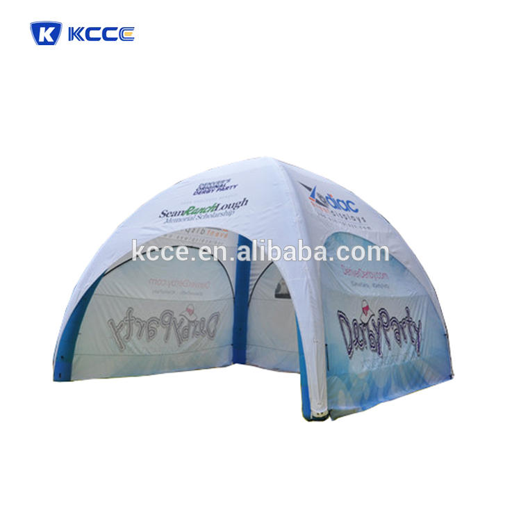 Outdoor inflatable blow up tent for event, inflatable camping tent suppliers
