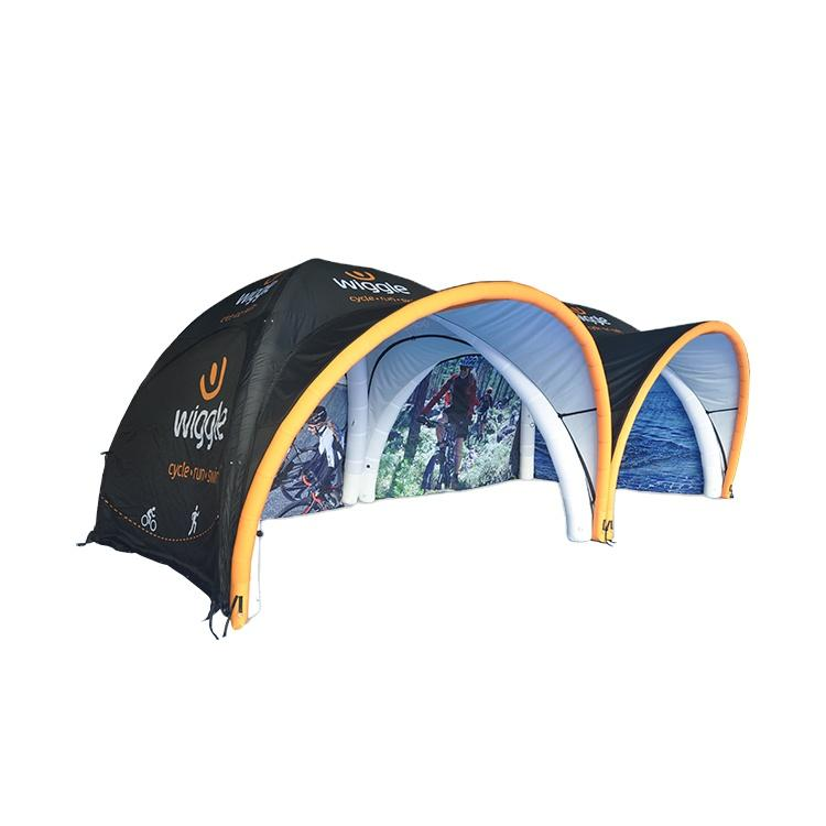 Custom design X KCCE tent