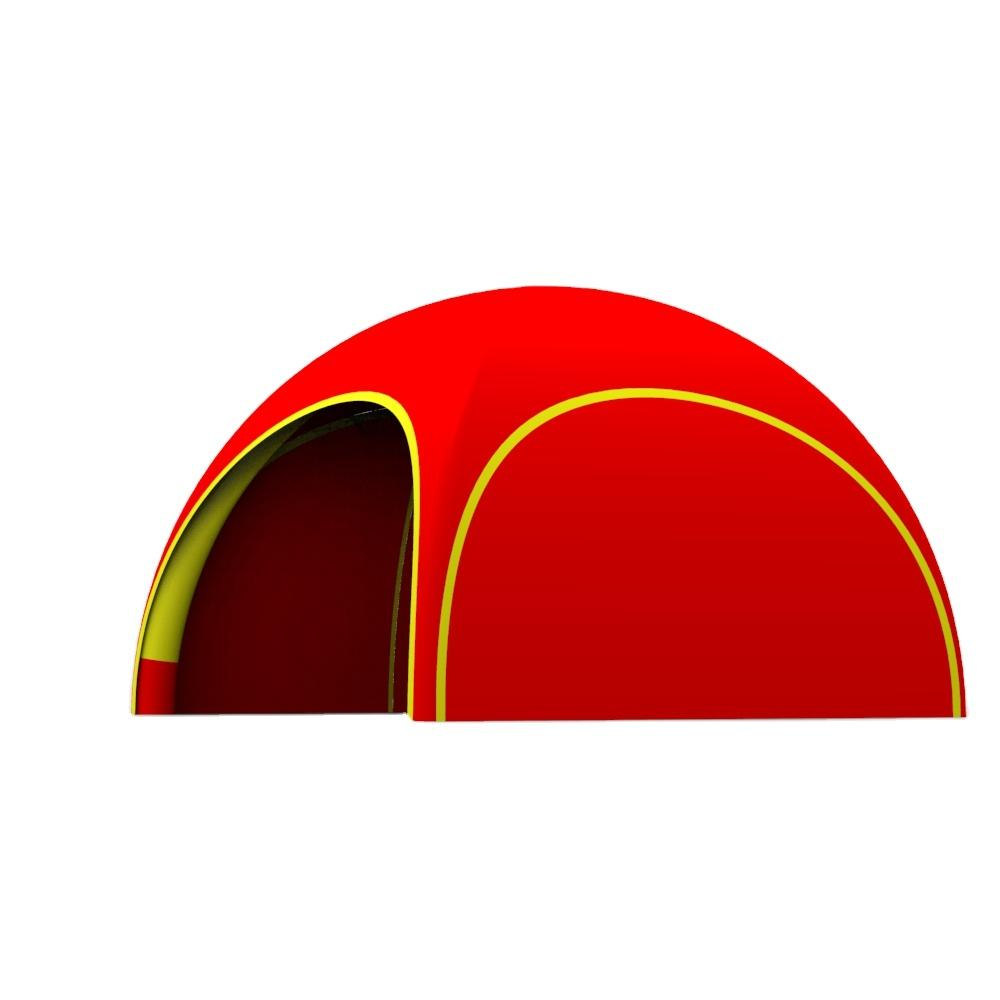 New Design Competitive Price Customization 100% Certificate Display Air Tent
