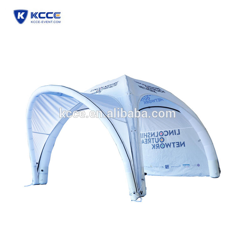 Newest Marquee Wedding Event Pop Up Party Roof Top Inflatable Tent in China