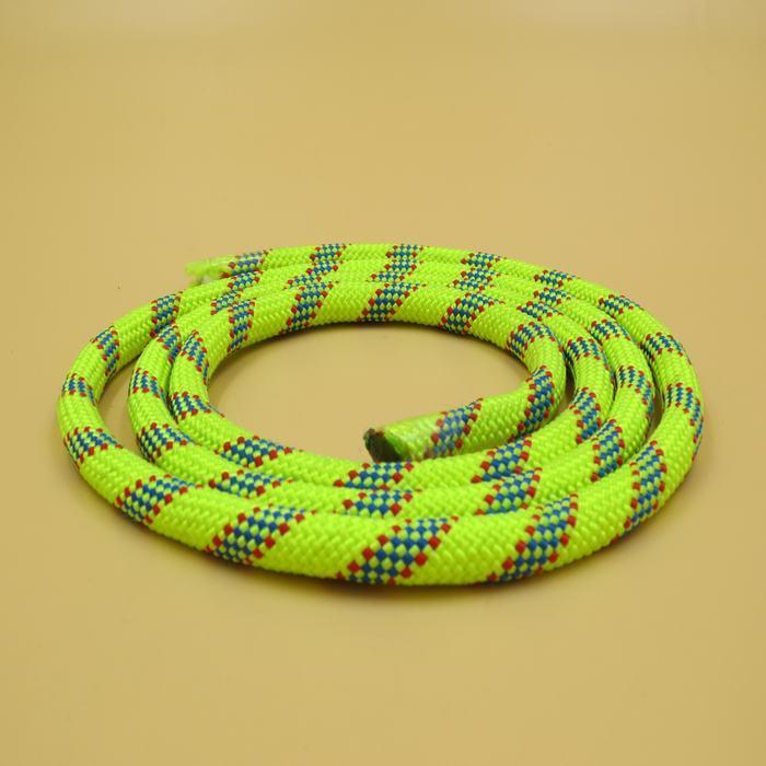 48-strand braid climbing rope