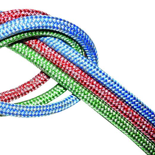 32 strand diamond braided utility rope,multifilament polypropylene jump rope