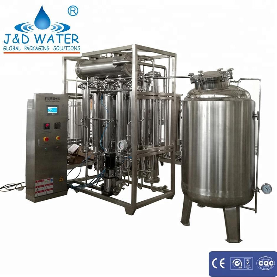 Distilled Water System