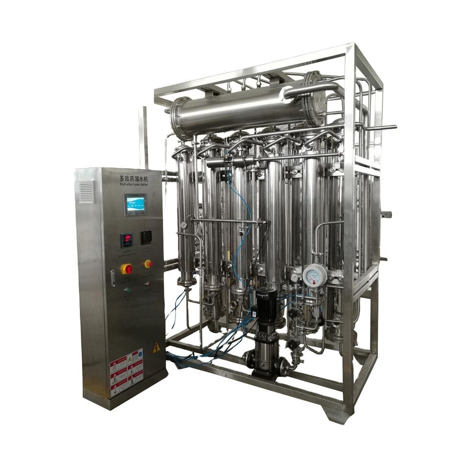 Autom aticmineral pure Water Distiller treatment System