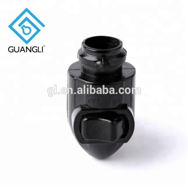 Good quality plug in switch electrical lamp socket type ETL lamp holder night light for E12 black color