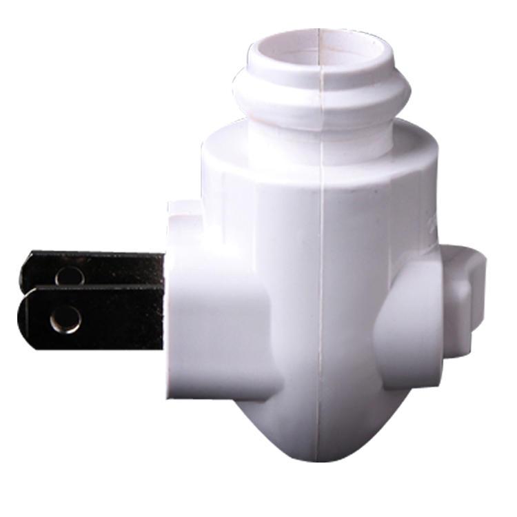 ETL CETL night light part american lamp socket electrical plug in wall lamp holder lamp base