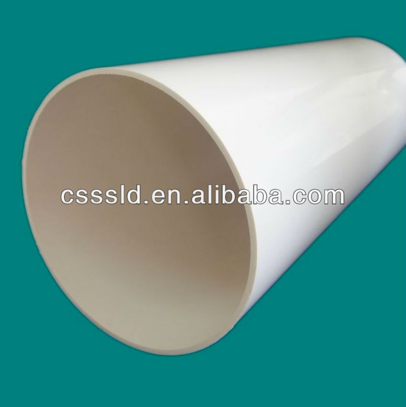 Plastic PVC Drainage Pipe