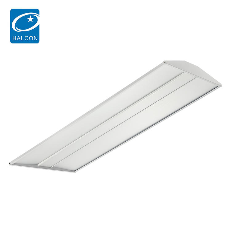 Energy saving SMD mounted surface 27 36 40 50 watt linear led troffer