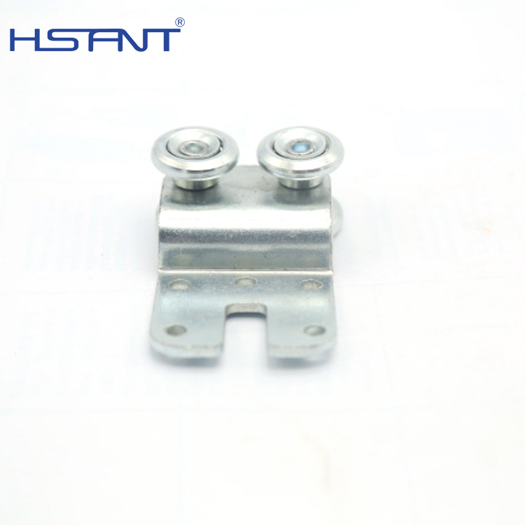 High quality hot sale tarpaulin car body parts tarpaulin car pulley Curtain Track Roller-034005/034005-NI