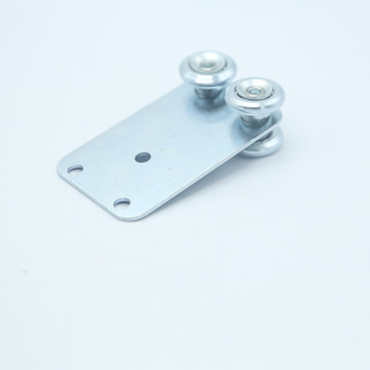 High quality hot sale tarpaulin car body parts tarpaulin car pulley Curtain Track Roller-034006/034006-NI