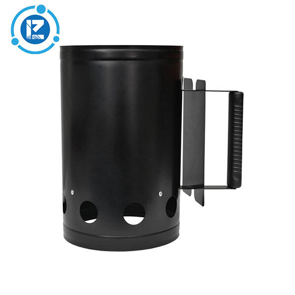Barbecue Bucket Charcoal Chimney Starter BBQ Lighter