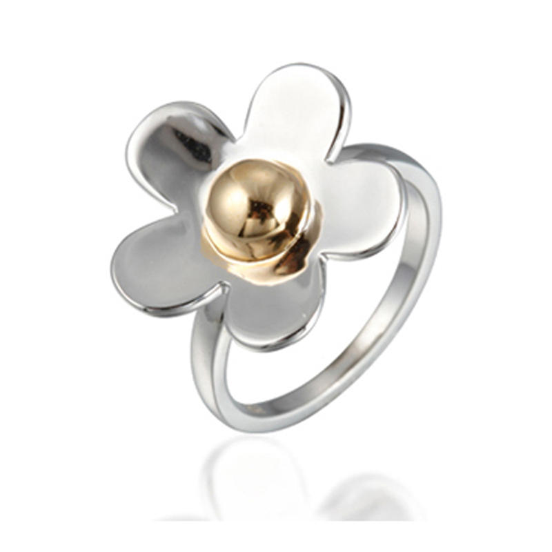 High End Simple Screw Silver Rings In Stock On Sale