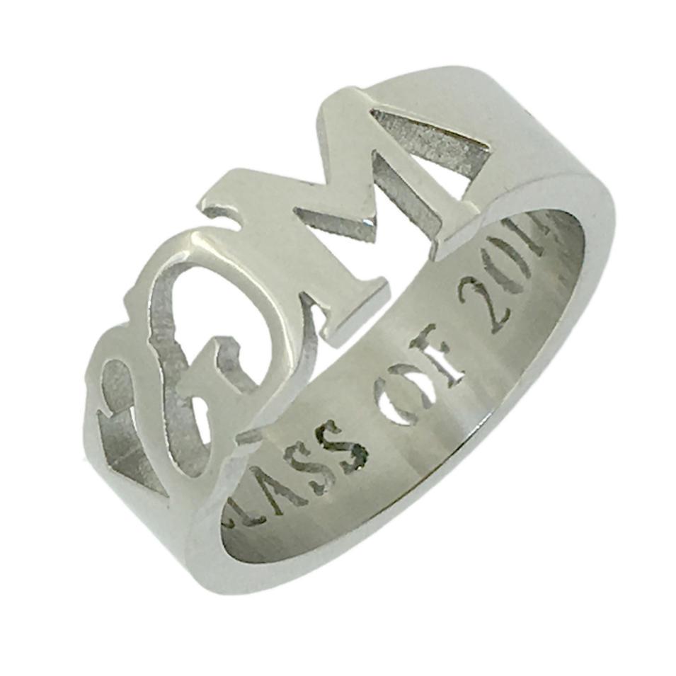 Wholesale custom letter 625 sterling silver jewelry