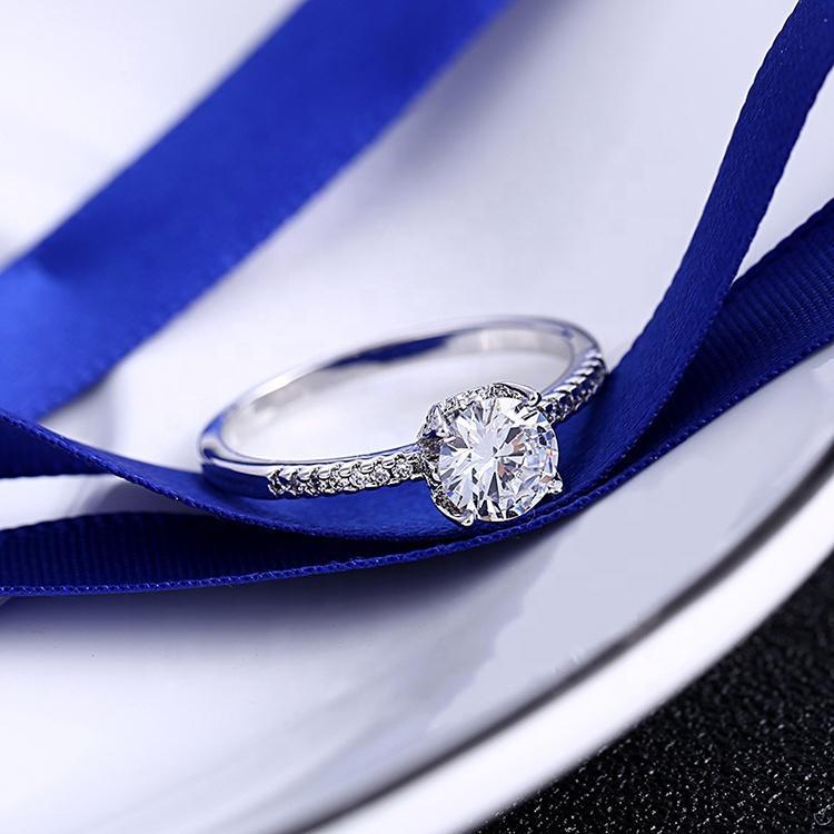 Gemstone shiny handcrafted fashion 952 silver jewelry
