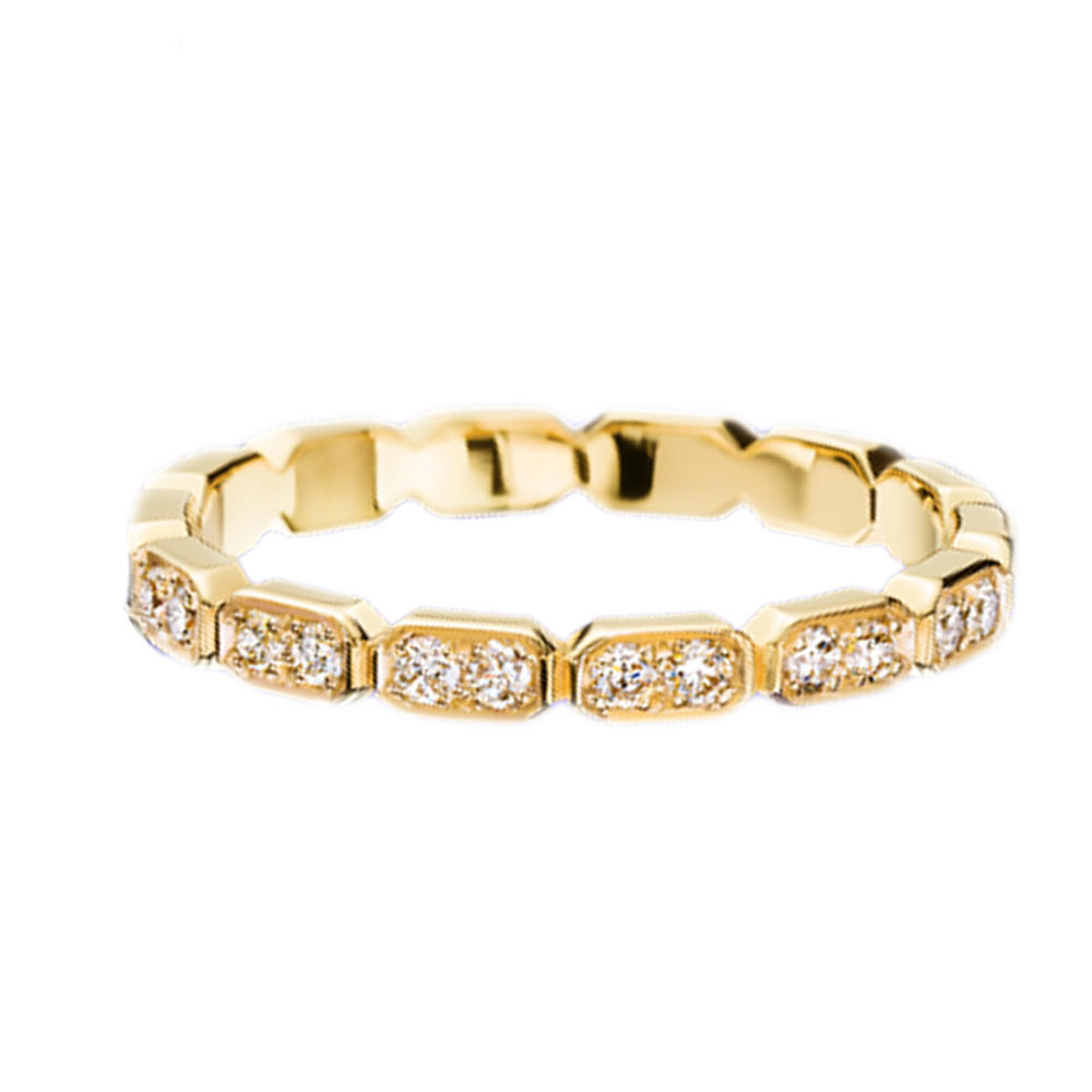 Shiny silver cz latest gold ring designs for girls