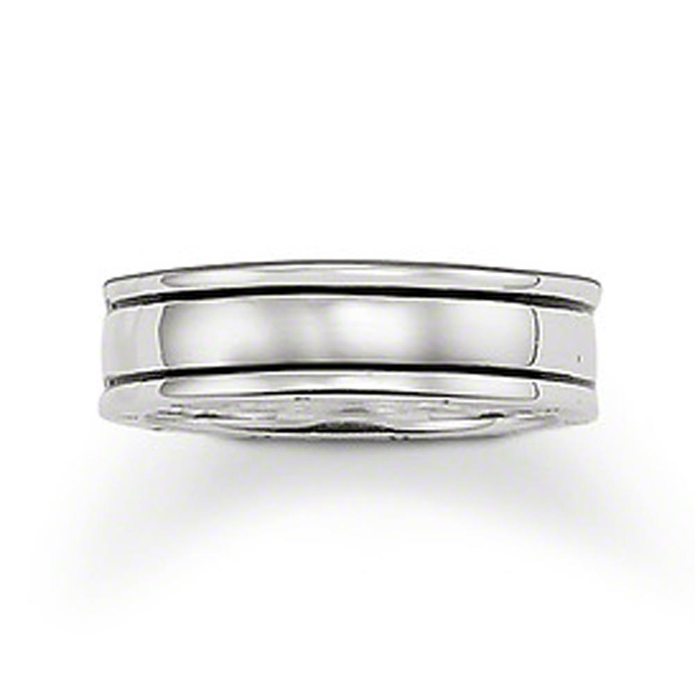Cheap simple 925 silver blank ring for inlay