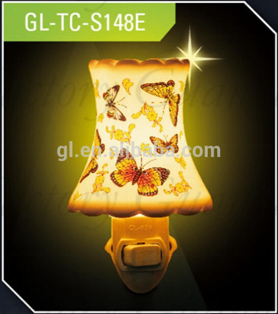 CE ROHS ETL BS certificate hot sale AROMA night light LAMP