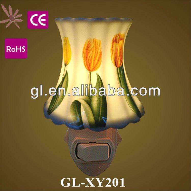 decorative ceramic night light room light saa