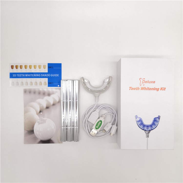 brighter white smile bestselling luxury teeth whitening home kit private label tooth whitener kits