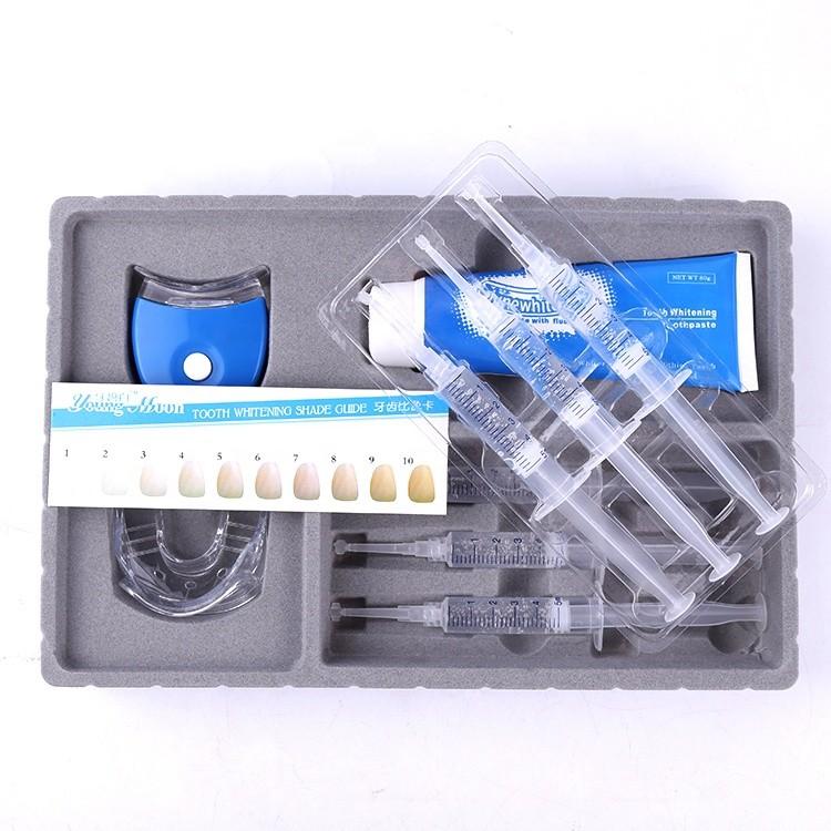private label teeth whitening kit/tooth whitening kit/teeth bleaching kit