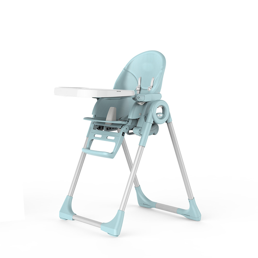 Camping high chair baby, baby dining table high chair