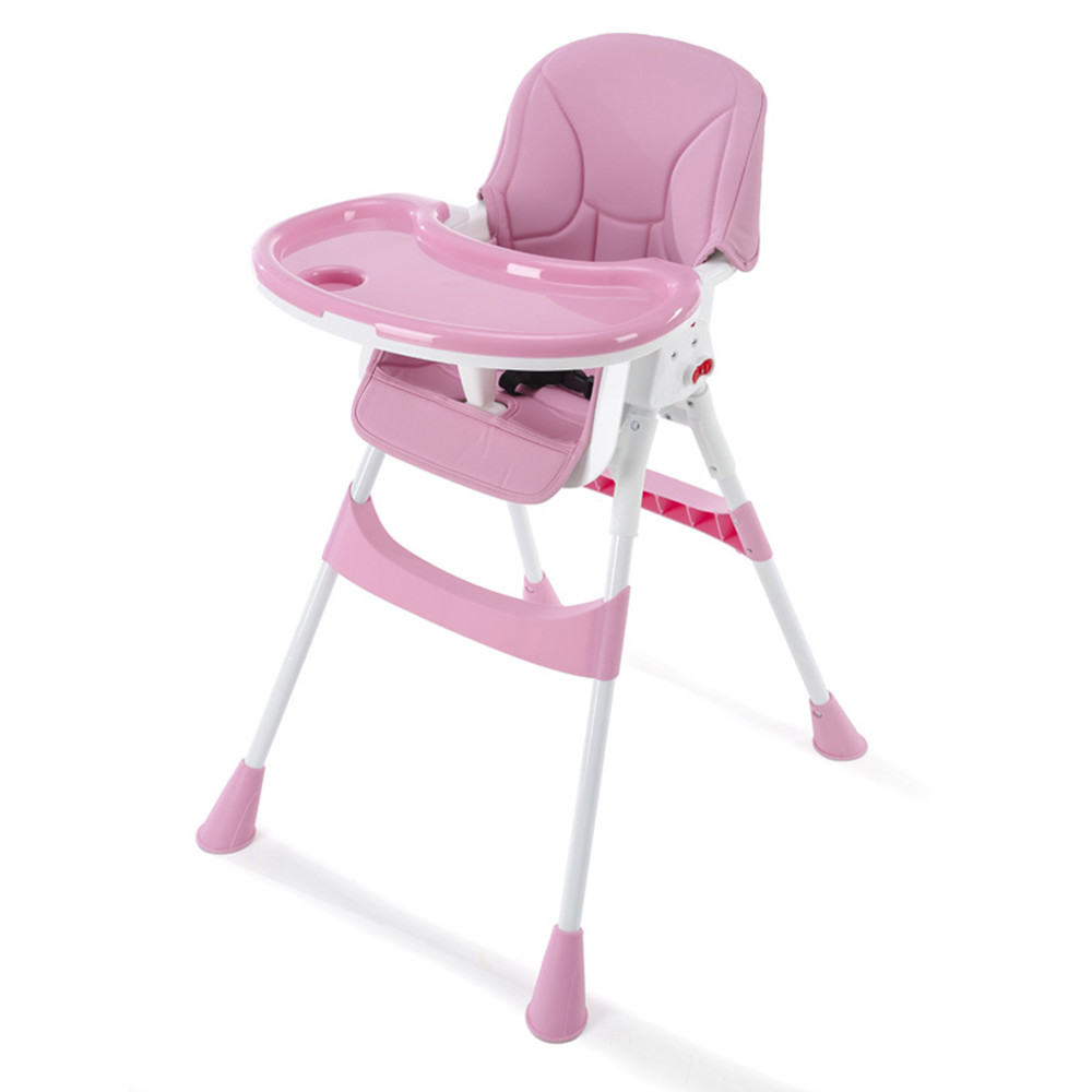 Multi-Function Portable Folding Baby Table Dinner Chair, Baby Feeding High Chair