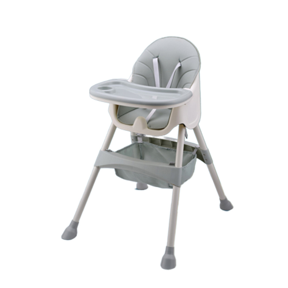 Portable Baby FoldableFeeding High Chair For Baby