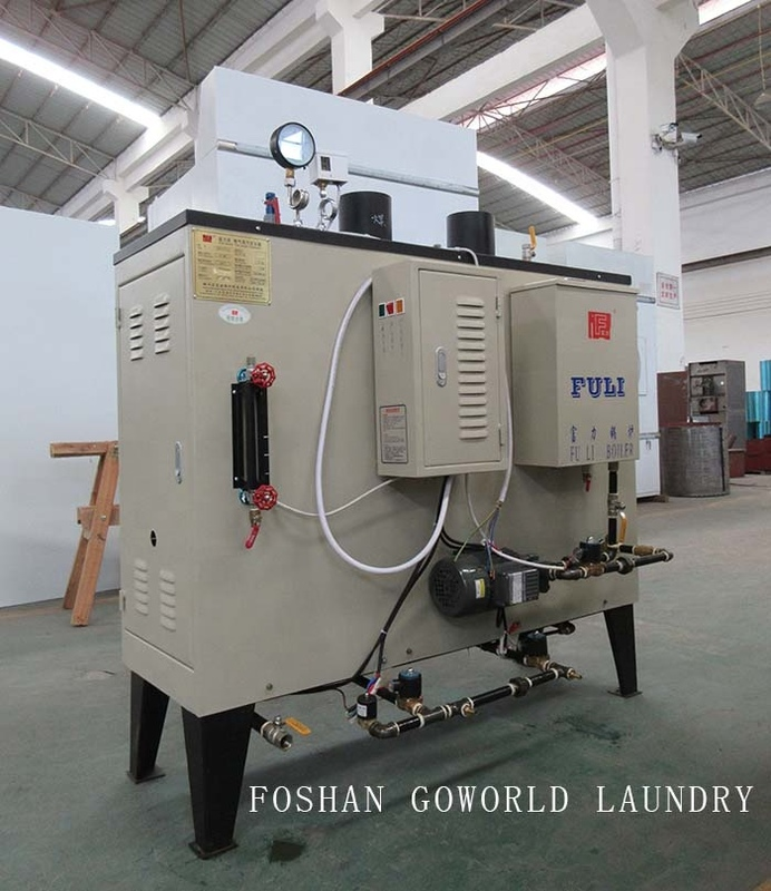 laundry machine-automatic gas-type steam boiler