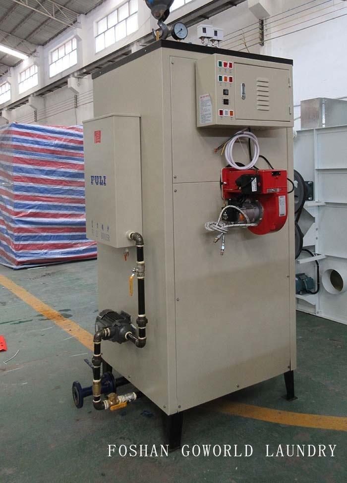 Diesel type steam boiler,laundry machine manufacturing