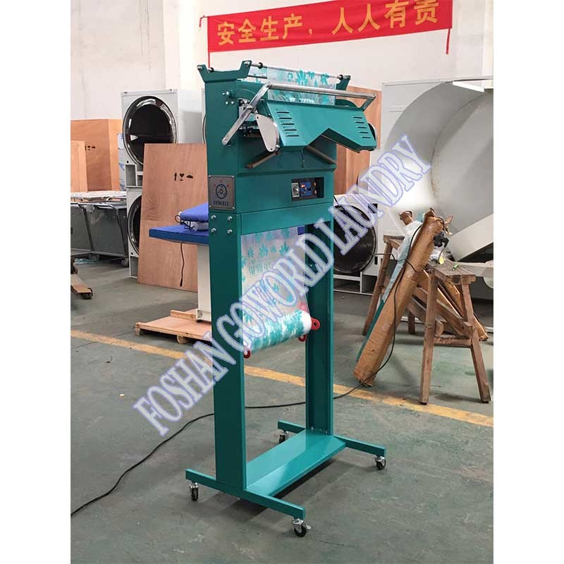Laundry Facility-TH-107 Series clothes packing machine