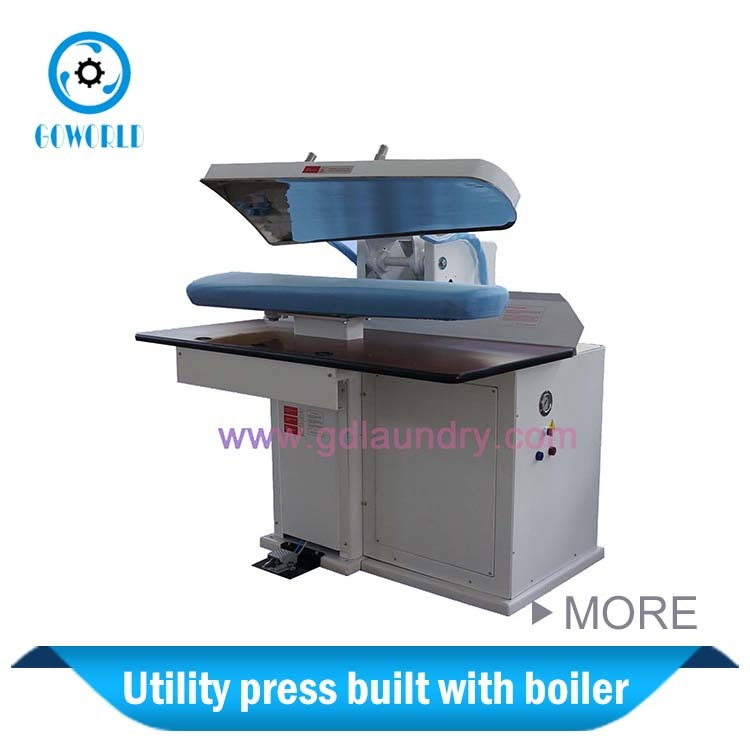 dry cleaning utility press machine-for cloth,linen,laundry equipment